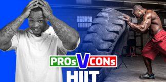 Pros Vs Cons HIIT Training Generation Iron
