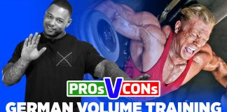 German Volume Training Pros Vs Cons Generation Iron