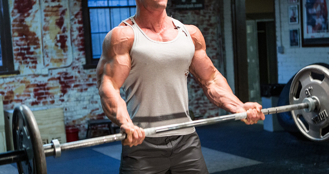 Get Bigger Arms With This Simple Workout