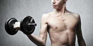 not gaining muscle mass