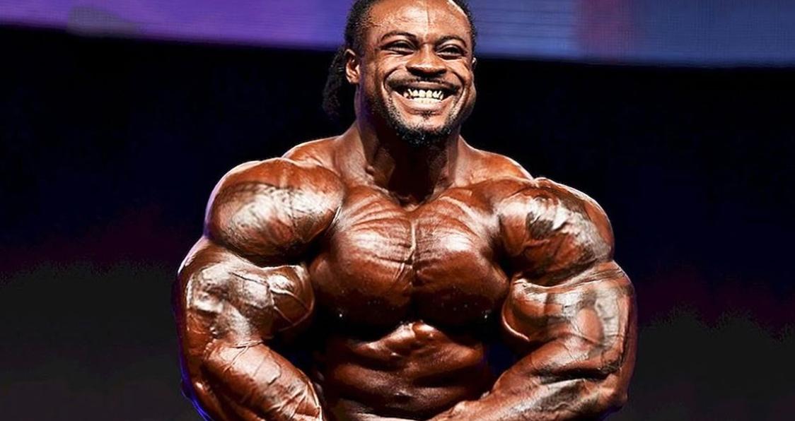 William Bonac Profile & Stats - Generation Iron Fitness & Bodybuilding  Network