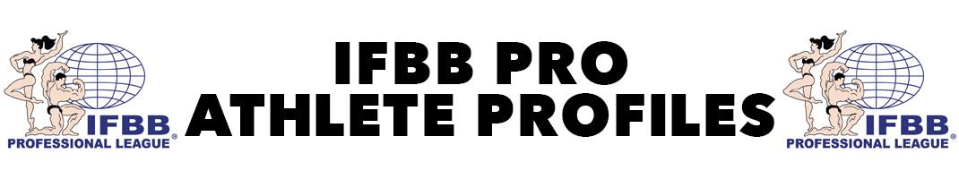 IFBB Pro Athlete Profiles Generation Iron
