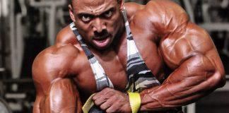 Cedric McMillan IFBB Pro Bodybuilder Generation Iron