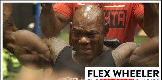 Flex Wheeler Comeback Shoulder Problems Generation Iron