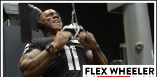Flex Wheeler Comeback Back Training Generation Iron