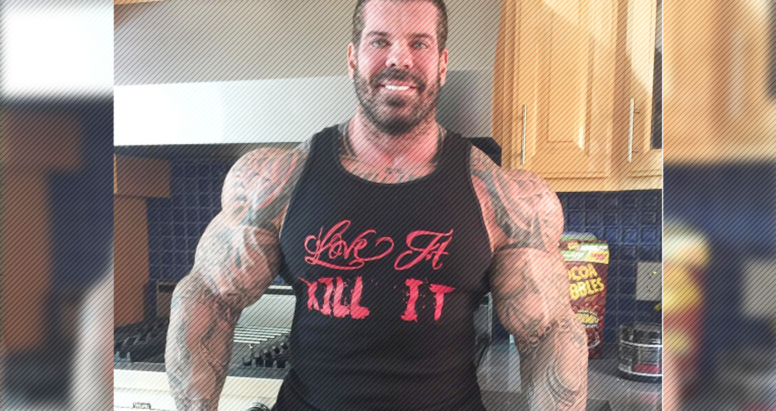UPDATE: Rich Piana In Stable Condition Despite Rumors
