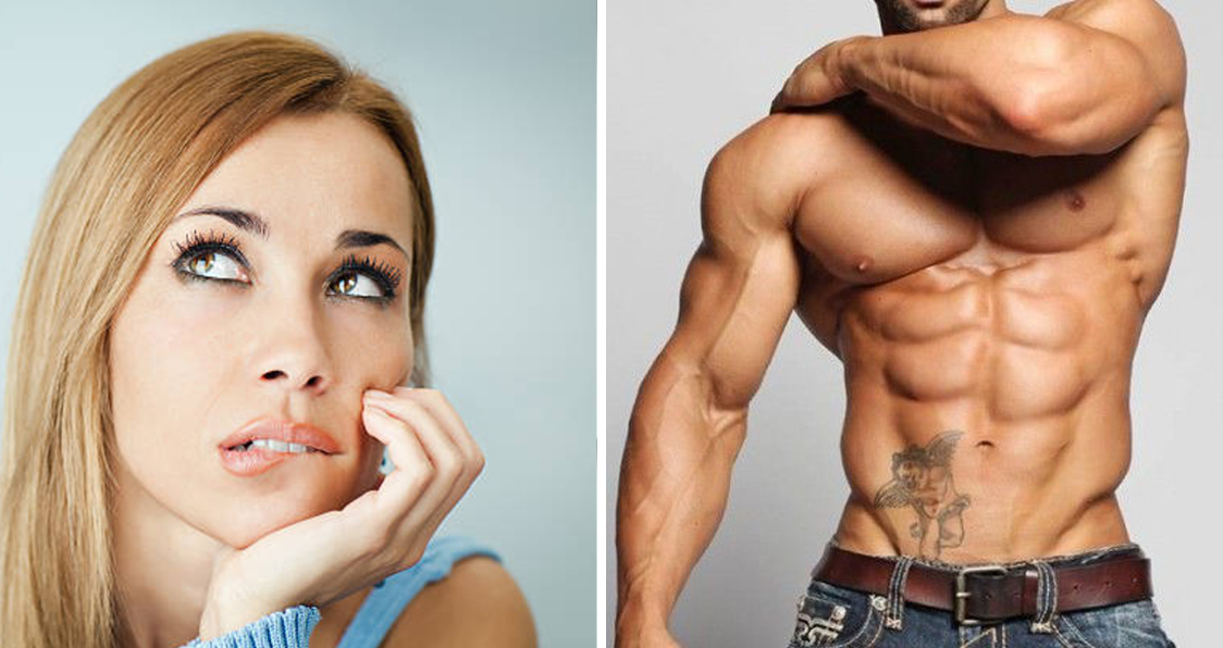 These Are The Sexiest Male Body Parts As Rated By Women