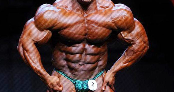 Arnold Classic Europe 2017 Results Generation Iron