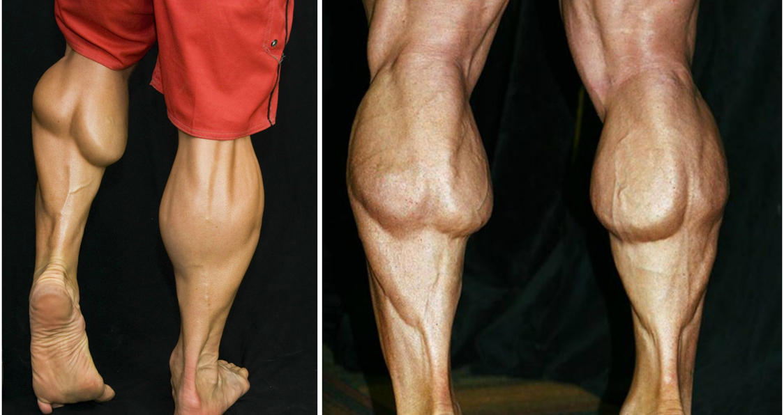 Turn Your Calves Into Bulls With This Simple Workout