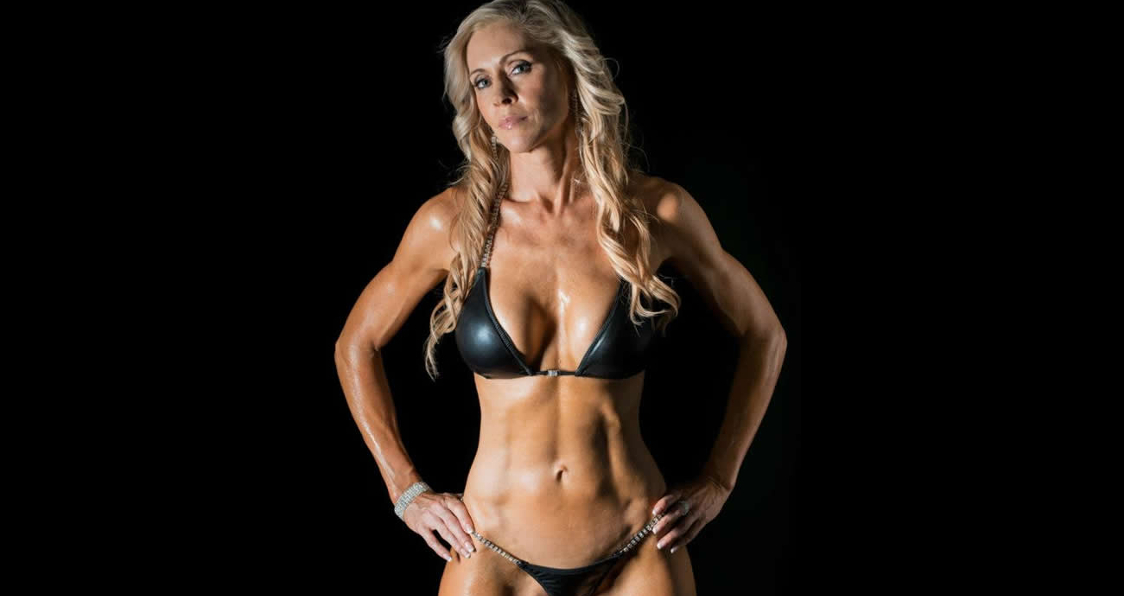 Female Bodybuilder Credits Competition With Saving Her -4792