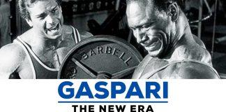 Gaspari The New Era Lee Haney Generation Iron