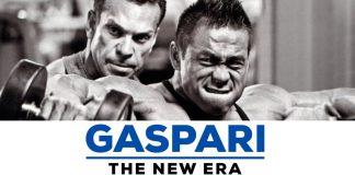 Rich Gaspari and Hidetada Yamagishi Training Generation Iron