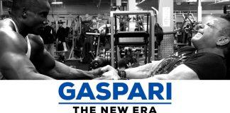 Rich Gaspari Training With Robert Timms Generation Iron