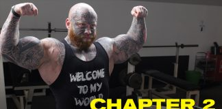 Jens Dalsgaard The Beast Chapter 2 Generation Iron