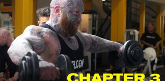 Jens Dalsgaard The Beast Chapter 3 Generation Iron