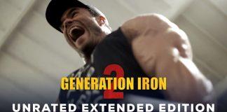 Calum Von Moger Generation Iron 2 Unrated
