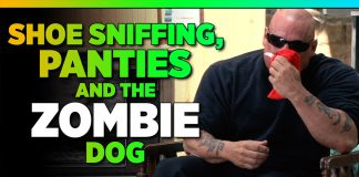 Gregg Valentino Zombie Dog Generation Iron