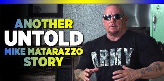 Mike Matarazzo Gregg Valentino Generation Iron