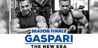 Rich Gaspari Mr. Olympia Season Finale Generation Iron