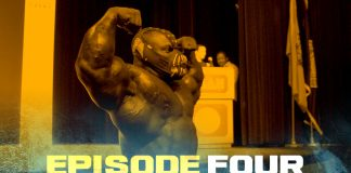 Akim Williams I Am A Bodybuilder Generation Iron
