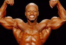 Shaun Clarida Generation Iron Athlete Profile