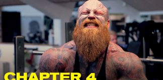 Jens Dalsgaard The Beast One Year Later Generation Iron