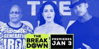 The Breakdown Premieres Jan 3 Generation Iron Talk Show