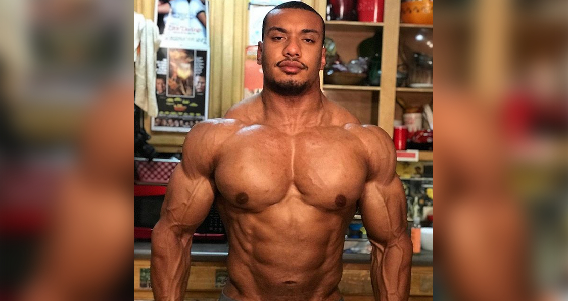 Powerlifting vs Bodybuilding Diet: Larry Wheels Before And