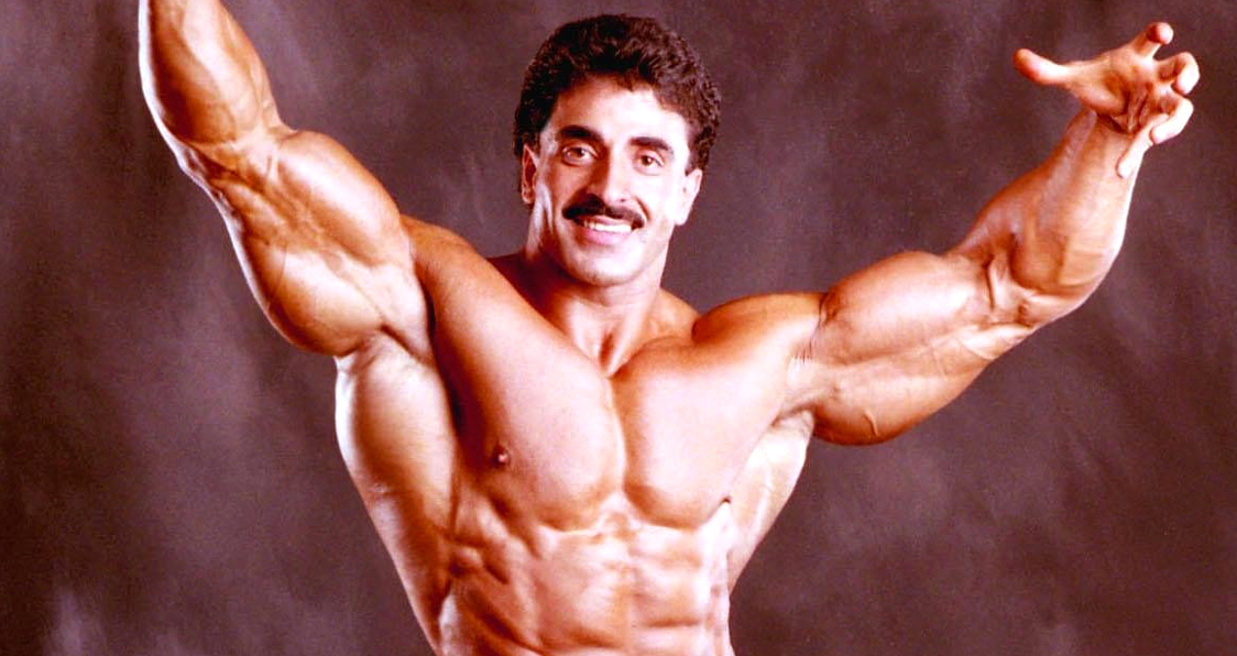 Samir Bannout Signs With Old School Labs - Generation Iron Fitness &  Bodybuilding Network