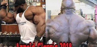 Akim Williams Lionel Beyeke Arnold Classic Generation Iron