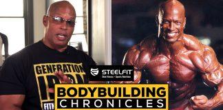 Shawn Ray Bodybuilding Chronicles Dorian Yates Generation Iron