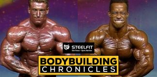 Shawn Ray Dorian Yates Bodybuilding Chronicles Generation Iron