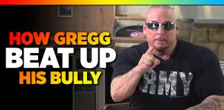 Gregg Valentino Bully Generation Iron