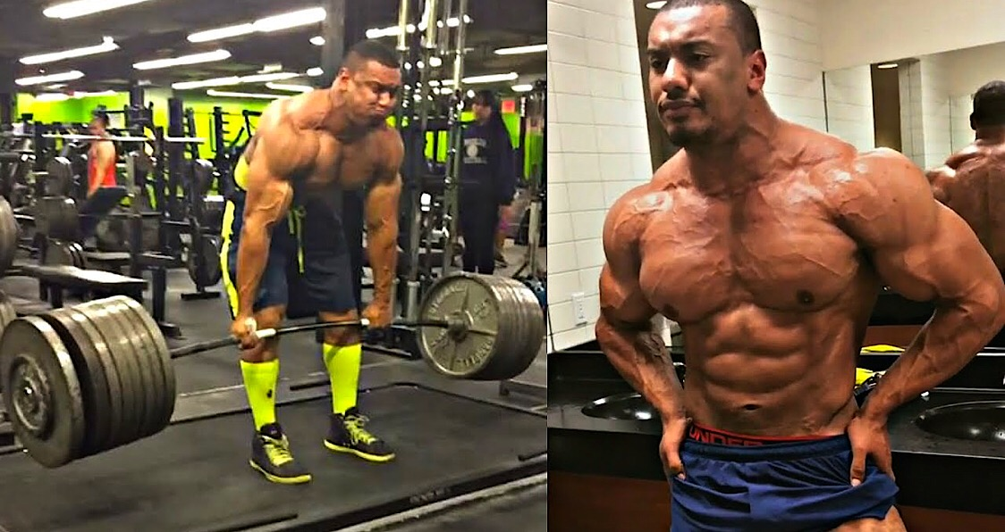 Larry Wheels Reveals His Stack - Generation Iron Fitness