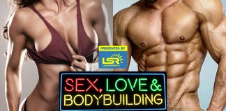 Sex Love & Bodybuilding Sexiest Body Part Generation Iron