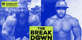 Mac Trucc, Rich Piana, and racism The Breakdown Generation Iron