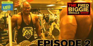 Fred Biggie Smalls Show Principles Of Bodybuilding Generation iron