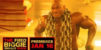 The Fred Biggie Smalls Show Trailer Generation Iron