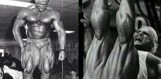 Tom Platz Legs Generation Iron