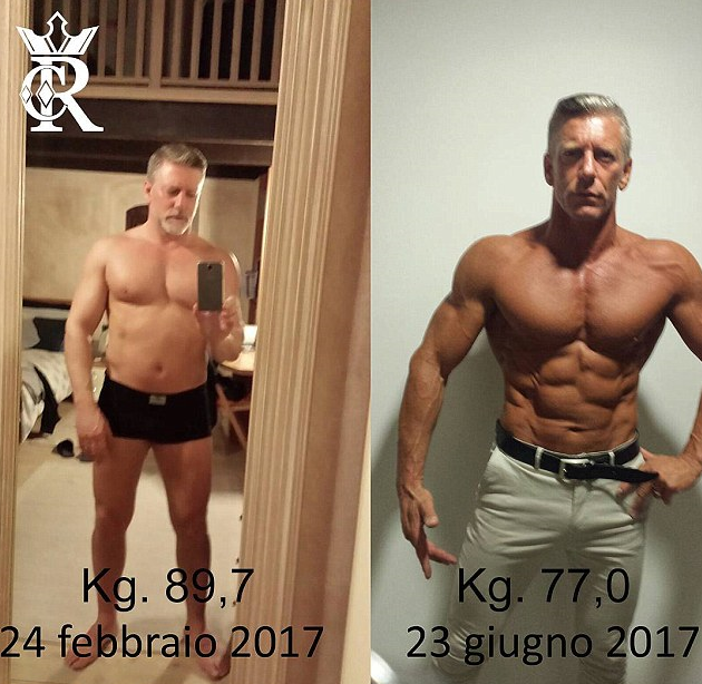 Bodybuilding Fountain Of Youth 51 Year Old Dad Looks Like His 23 Year Old Son Generation Iron Fitness Bodybuilding Network