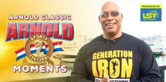 Arnold Classic Champions Shawn Ray Generation Iron