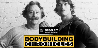 Joe Weider Bodybuilding Chronicles Generation Iron