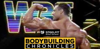 Bodybuilding Chronicles Vince McMahon WBF Generation Iron