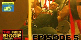 Fred Biggie Smalls Pro Bodybuilder Mindset Generation Iron