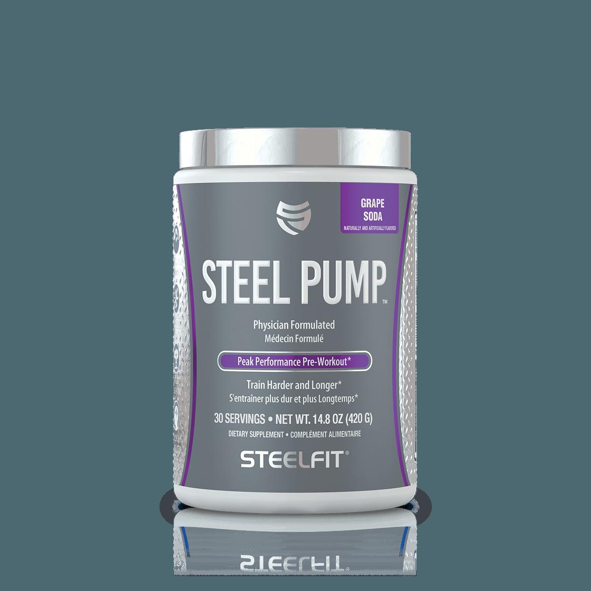 Steel Pump SteelFit Generation Iron