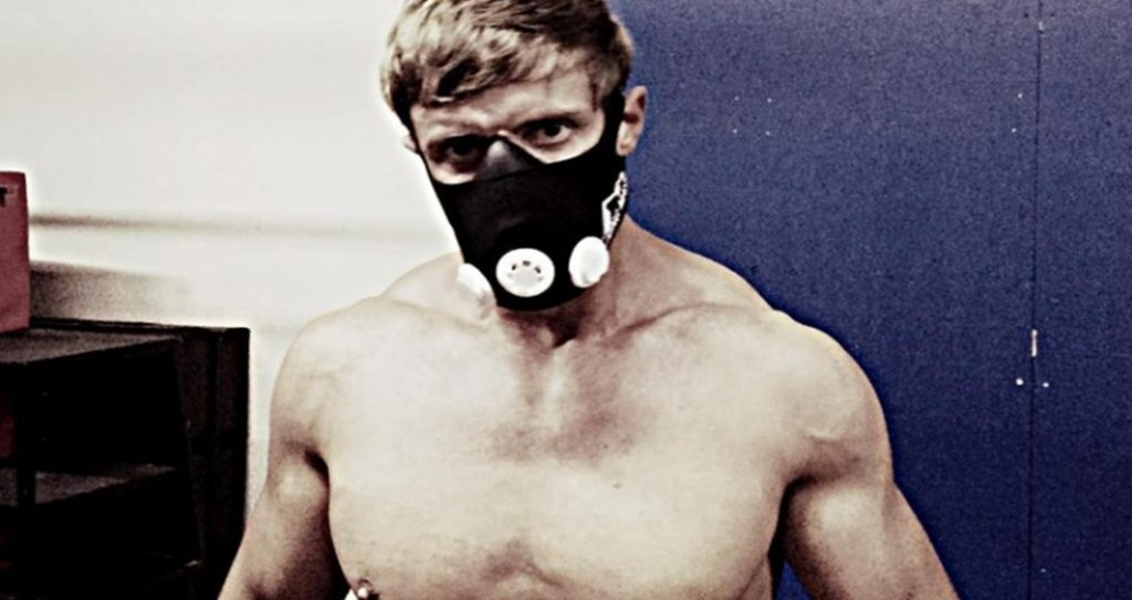 Altitude training mask bodybuilding