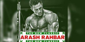 Arash Rahbar The New Classic Generation Iron