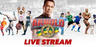 Arnold Classic Australia 2018 Live Stream