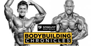 Shawn Ray vs Lee Labrada Bodybuilding Chronicles Generation Iron