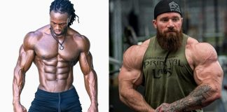 Best Male Fitness Athletes You Need To Follow on Instagram